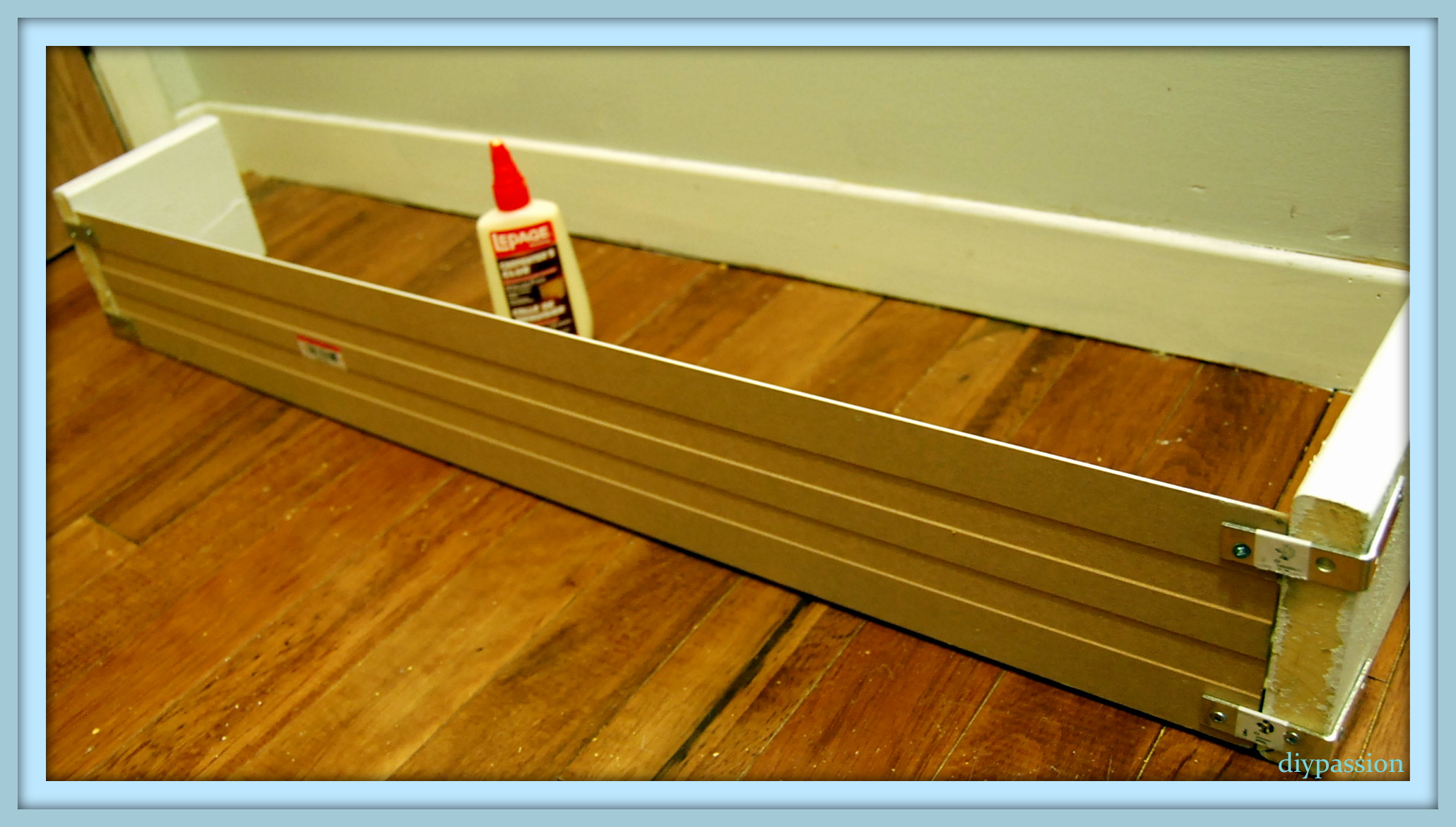Wooden Shoe Rack Diy