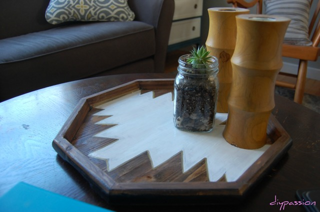 Hexagon Tray 11