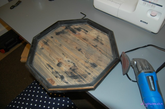 Hexagon Tray 3