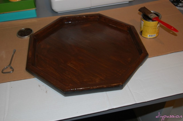 Hexagon Tray 5