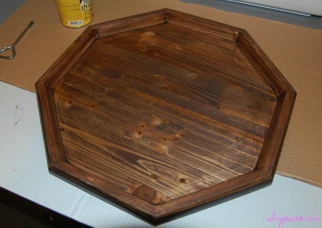 Hexagon Tray 6