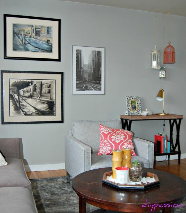 New Living Room REVEAL 2