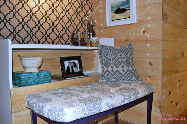 Tufted Bench 21