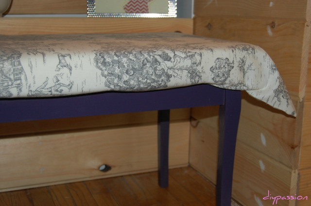 Tufted Bench 9